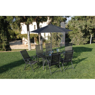 OUTDOOR CHAIR&TABLE SET
